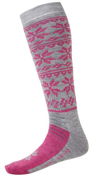 North Bend ExoWool Sokken roze